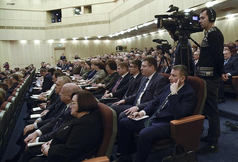 На Совете судей Российской Федерации