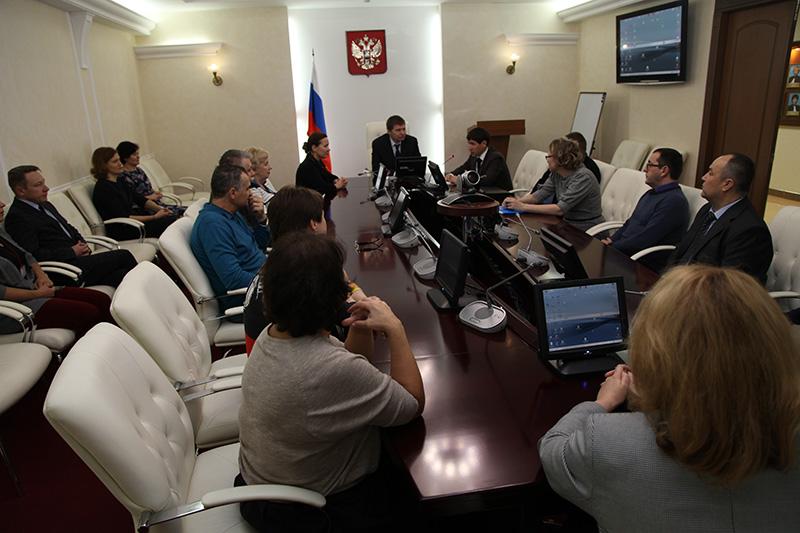 Встреча в Кирове