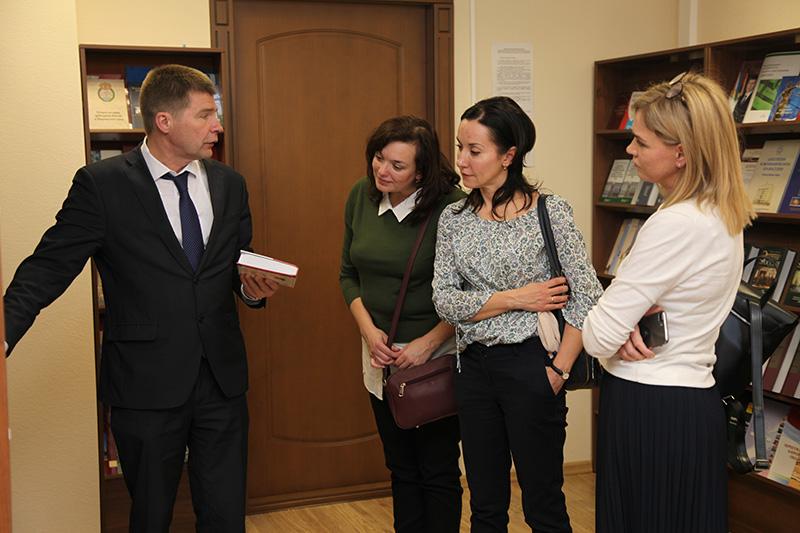 В гостях – судьи из Иванова