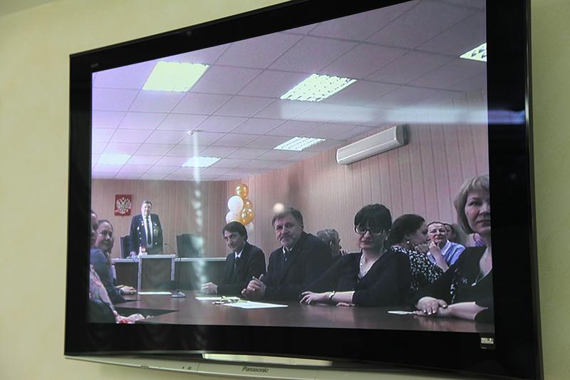 Почетная отставка председателя Арбитражного суда Республики Коми