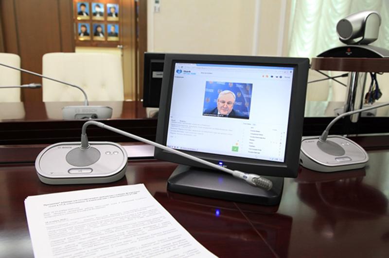 О работе пресс-служб судов и управлений Судебного департамента